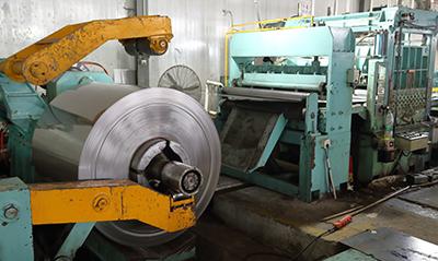 Advanced production equipment